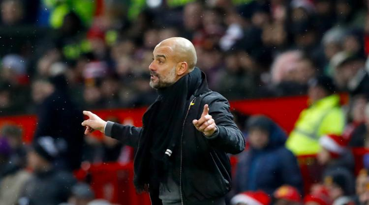 Pep Guardiola rules out c-word after setting PL record