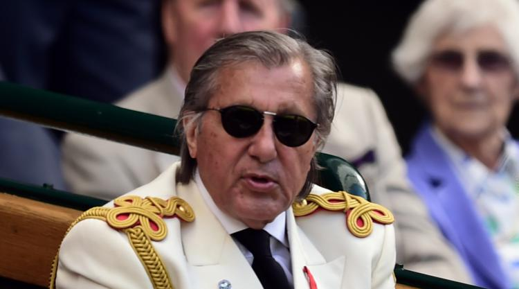 Ilie Nastase BANNED for 'racially insensitive' Serena Williams comment and sexual advances