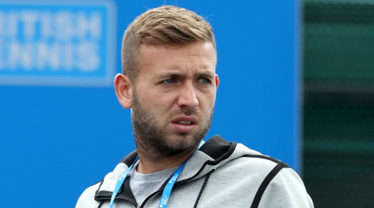 Dan Evans banned from tennis for a year after cocaine test