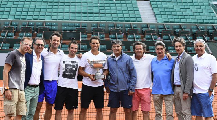 La Decima - The Story: Rafael Nadal reflects on first-round win