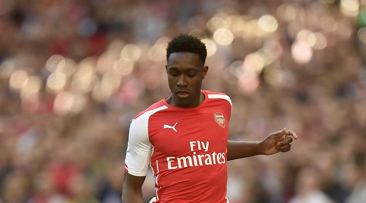 Danny Welbeck targets New Year return for Arsenal