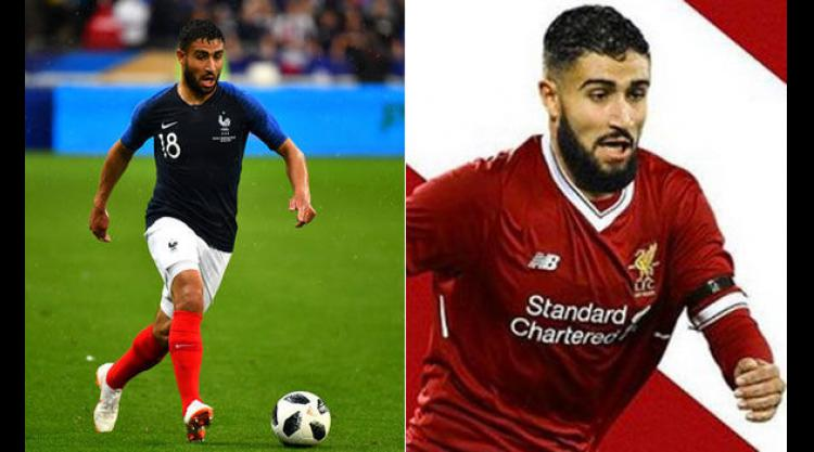 purchase cheap 0a6e1 28747 Nabil Fekir in Liverpool shirt pictures posted online as ...