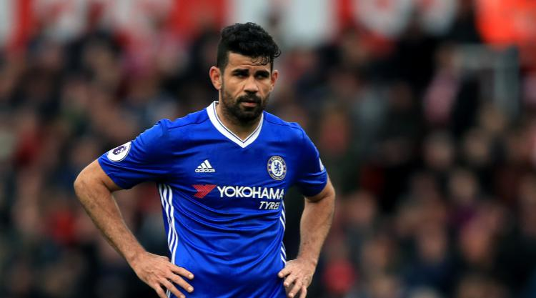 Costa told in January he was out of Chelsea picture, says Conte