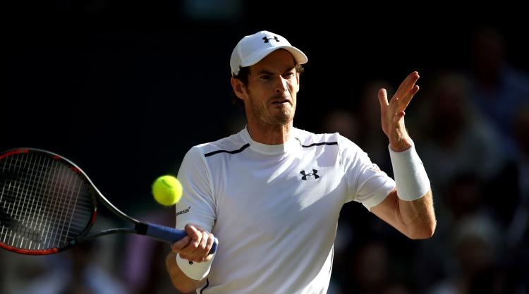 Murray advances to 3rd round in Madrid Open