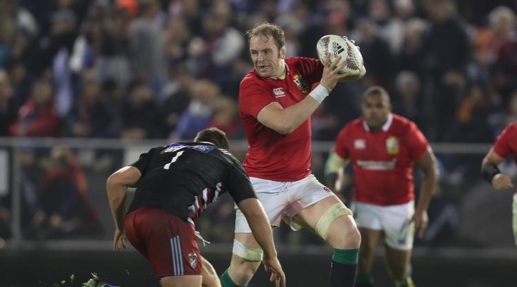 Wyn Jones to lead Lions against Crusaders, no place for Warburton