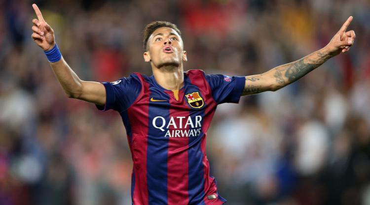 'He stays', tweets Pique as Barca defender has his say on Neymar saga