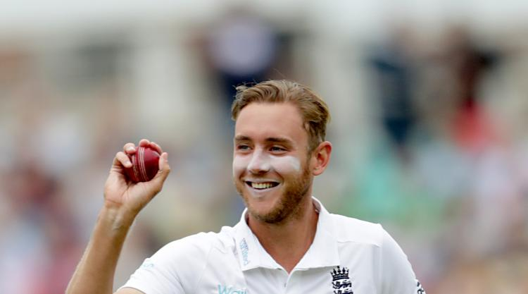 England hope Stuart Broad will be fit for first Test