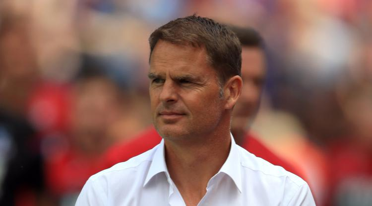 Football: Premier League baptism of fire for new Crystal Palace manager Frank de Boer
