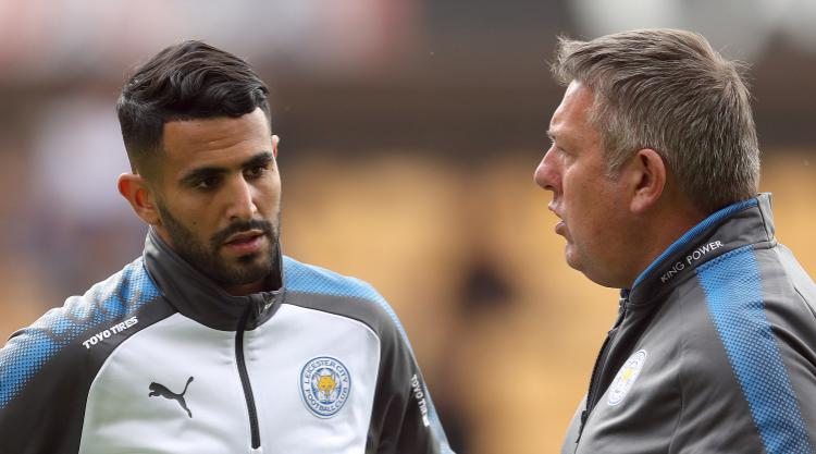 Roma remain hopeful of signing Riyad Mahrez from Leicester