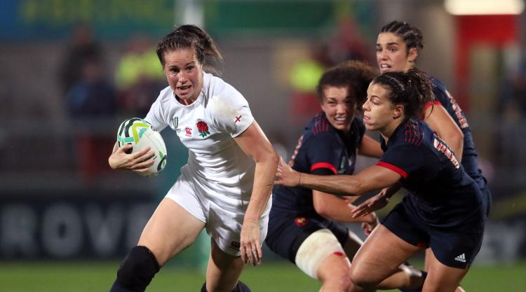 England Women beat France for a World Cup final say