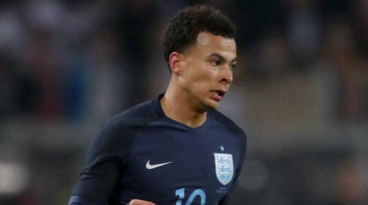 England boss Southgate hails work ethic shown by Dele Alli and Adam Lallana