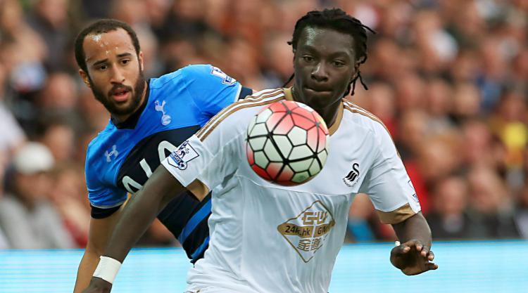 Bafe Gomis leaves Swansea for Marseille