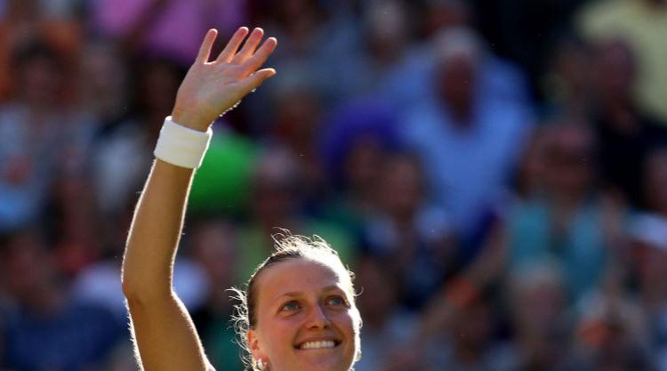 Months after attack, Kvitova hopes to play French Open