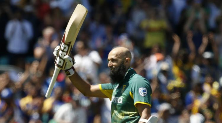 Champions Trophy: Hashim Amla hits ton against spirited Sri Lanka