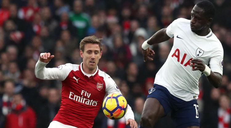 Arsenal defender Shkodran Mustafi slams