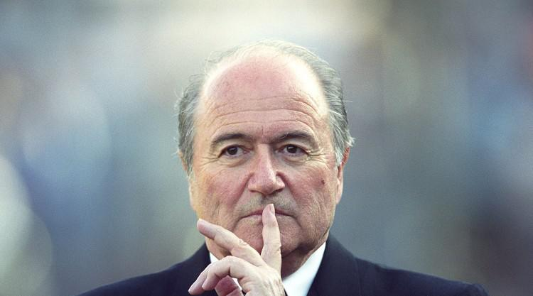 Blatter to miss World Cup final