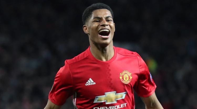 Manchester United's Marcus Rashford happy with senior England call-up