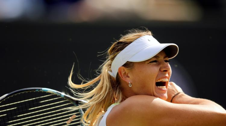 Sharapova not seeking Wimbledon wildcard, to play in qualifiers