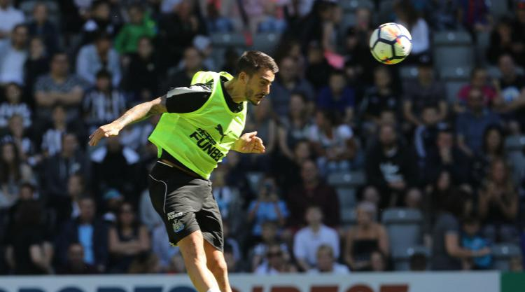 Andy Carroll tipped to return to Newcastle as bookies slash odds