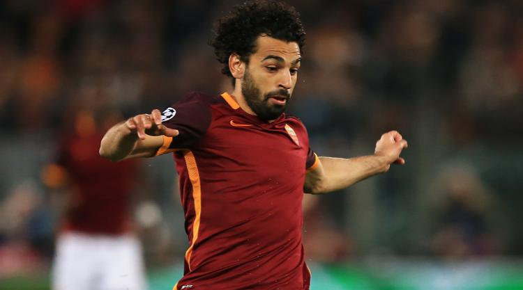 'I can play anywhere up front' says Egypt's Salah after joining Liverpool