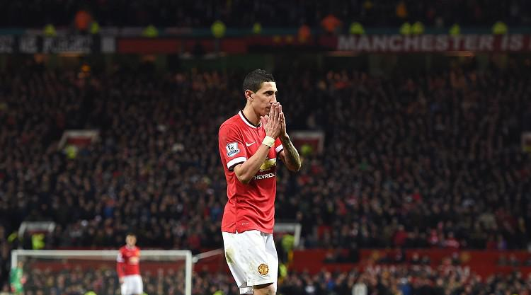 Di Maria on brink of PSG switch