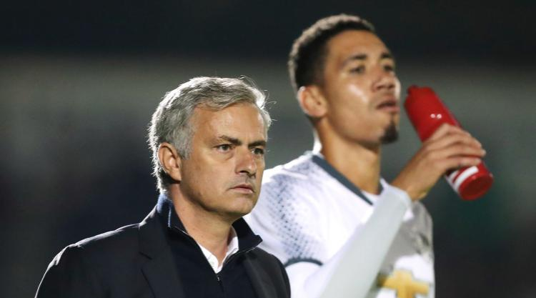 Man United's Rashford says has earned Mourinho praise