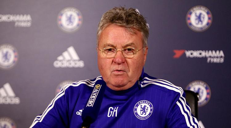 Guus Hiddink was approached to manage in Chinese Super League