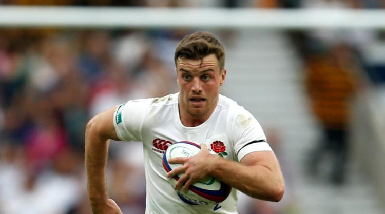 England's George Ford: The boys put a good shift in