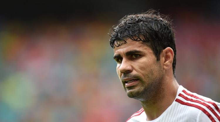 Diego Costa should be a target, says P. Morgan