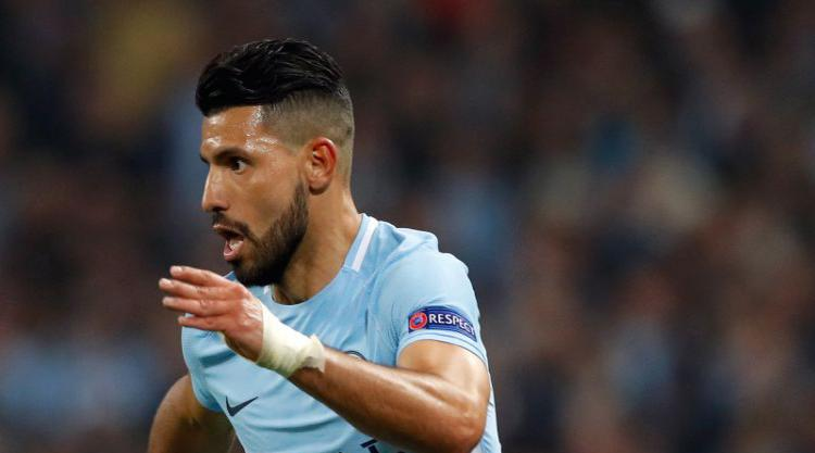 Manchester City's Sergio Aguero out for six weeks with rib injury - doctor