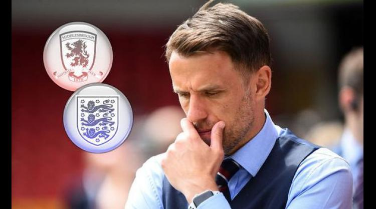 Phil Neville: England Lionesses boss set for Middlesbrough