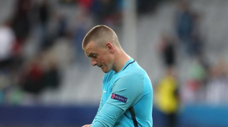 Jordan Pickford: Sweden 'killed' England's tempo in European Under-21 Championship opener