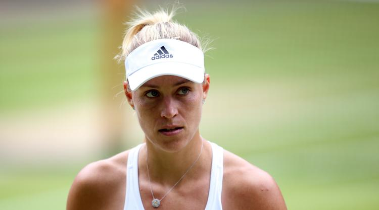World No.1 Kerber injured before Wimbledon