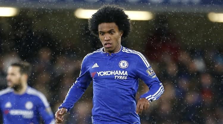 Willian: Much more confidence now in Chelsea camp