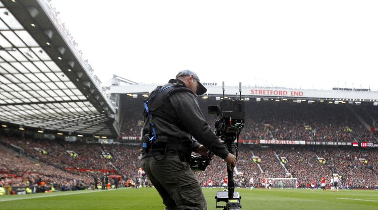 Benteke double ensures Manchester United FA Cup TV run continues