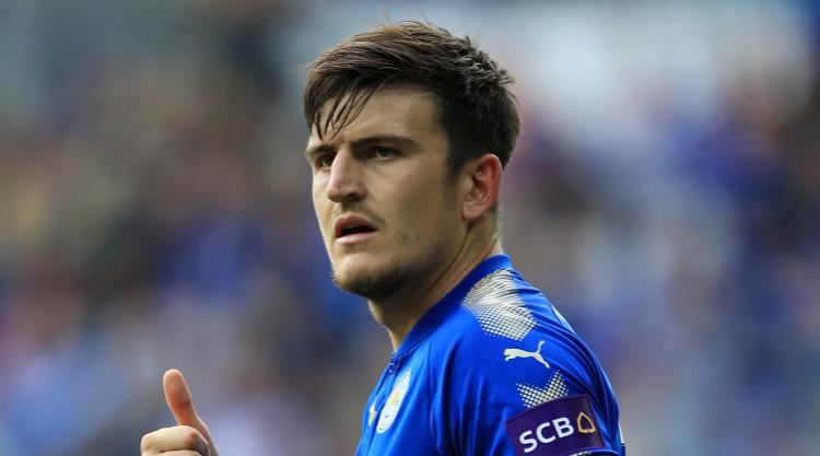 Leicester's Maguire among three uncapped players in England squad