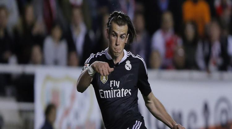 Was Gareth Bale actually on the pitch as Real Madrid lost to Juventus?