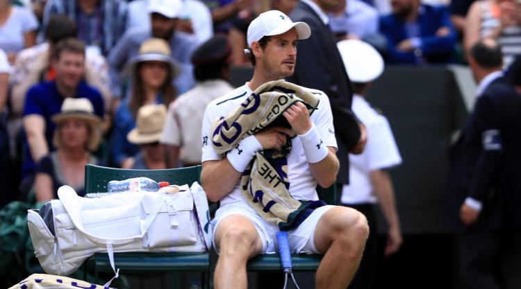 Andy Murray and Marin Cilic Withdraw From Rogers Cup