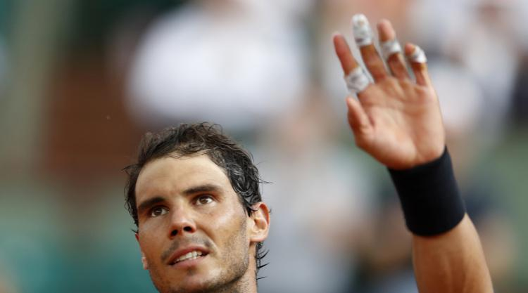 Nadal and Djokovic notch up contrasting victories; Muguruza through to 4th round