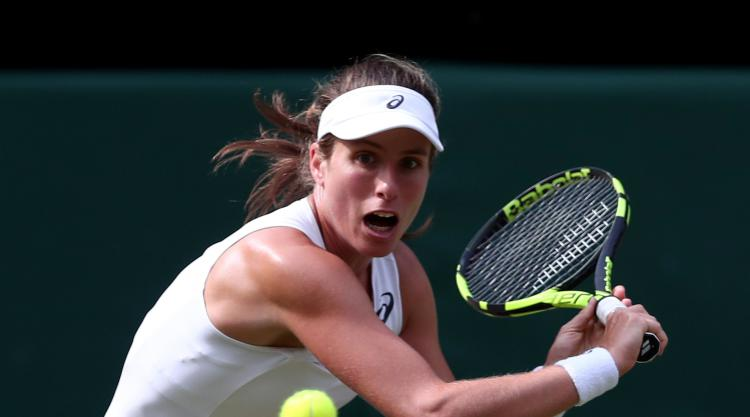 Johanna Konta appoints Michael Joyce as new coach ahead of 2018 season