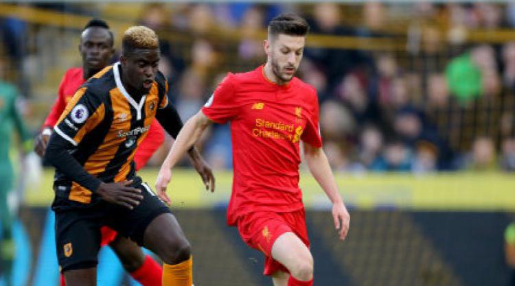 Adam Lallana steps up recovery from injury