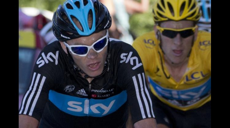 Chris Froome Drops In The Uci World Tour Rankings