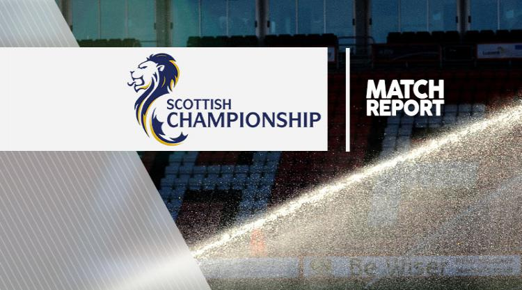 Falkirk 2-1 Dumbarton: Match Report